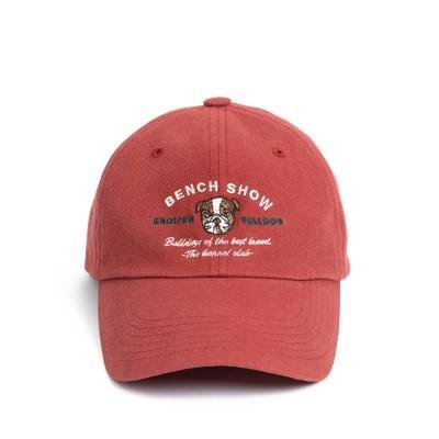 CT KENNEL CLUB CAP (brick red)