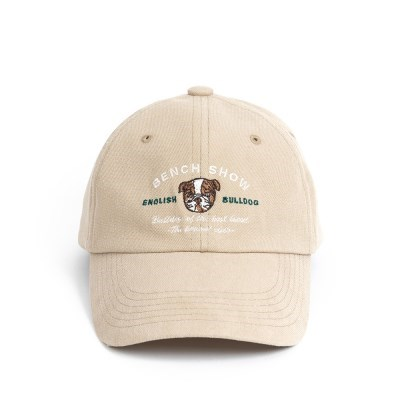 CT KENNEL CLUB CAP (beige)