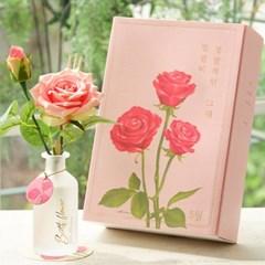 월간생일화지음 Ver.02-5월의꽃 장미 생일화 알러지프리 디퓨저