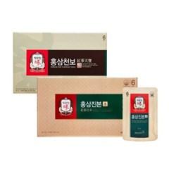 [정관장] 홍삼진본 (40ml*30포) + 홍삼천보 (50ml*30포)_(1283063)