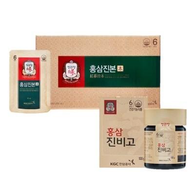 [정관장] 홍삼진본 40mlx30포 + 홍삼진비고 100g_(1283060)