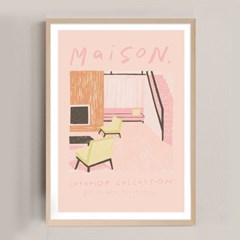 Pink Room Poster_(470982)