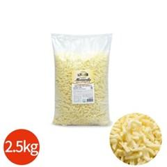 동원 덴마크 모짜렐라 치즈 2.5kg x 1봉