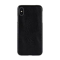 하푼 아이폰8 7 크로커다일 레더 케이스