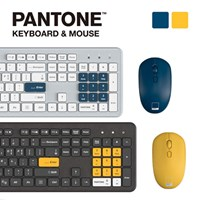 팬톤 무선 키보드 마우스 세트 PTKM-01