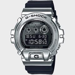 [G-SHOCK] 지샥 GM-6900-1 남성 우레탄 손목시계
