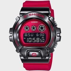 [G-SHOCK] 지샥 GM-6900B-4 남성 우레탄 손목시계