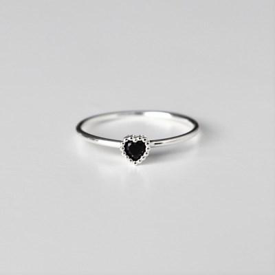 [Silver925] Mini heart ring_(1545216)