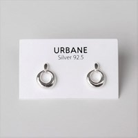 [Silver925] Volume stud earring_(1545237)