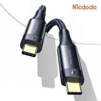Mcdodo C to C 썬더볼트3 100W 고속 데이터 케이블