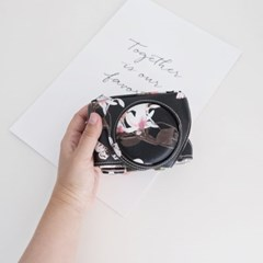 엔틱플라워 소니 zv-1 카메라 케이스 가방