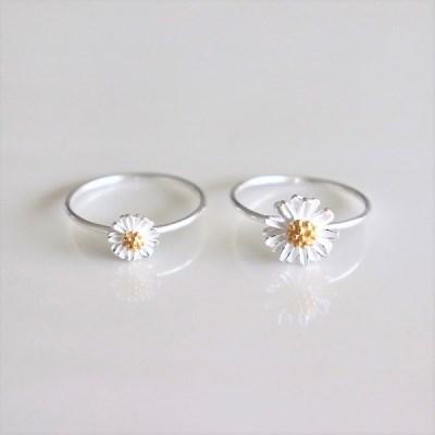 [Silver925] Dandelion ring_(1546059)