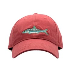 [Hardinglane]Adult`s Hats Bonefish on New England Red