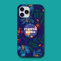 슬림하드 케이스 스마트톡 세트 - 플라워가든(Flower Garden)