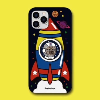 슬림하드 케이스 스마트톡 세트 - 멍멍로켓(Doggy Rocket)