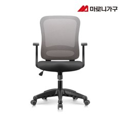 엘리트의자 2.0  패브릭 블랙바디-무회전중심봉