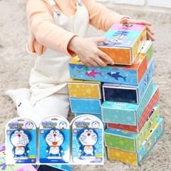 핑크퐁 아기상어 종이블럭30개입 종이벽돌 집콕놀이 유아동블럭