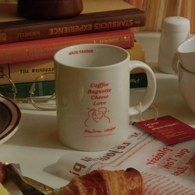 Madame recipe 메이드파니 마담레시피 머그 컵