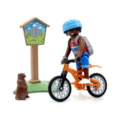 플레이모빌 산악 자전거(70303)