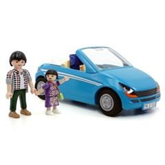 플레이모빌 가족과 자동차(70285)