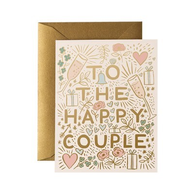 To the Happy Couple Card 웨딩 카드_(458203)
