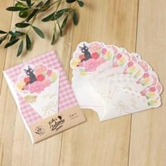 [마녀배달부 키키] 꽃다발편지지(마녀배달부)