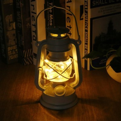 별빛밤 LED 캠핑램프(B형)(아이보리) /차박 무선 랜턴무드등