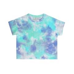 [마미버드] 수채화 물감 티셔츠 (2color)
