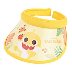 핑크퐁 아기상어 썸머썬캡 여름모자 핀캡 어린이 유치원