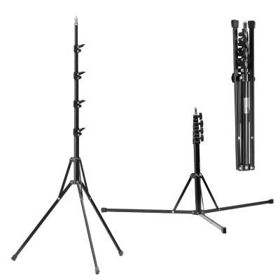 본젠 LT-220B 리버서블 조명 라이트 폴딩 스탠드 [최대높이 220cm]