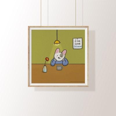 [poster] 모닝티