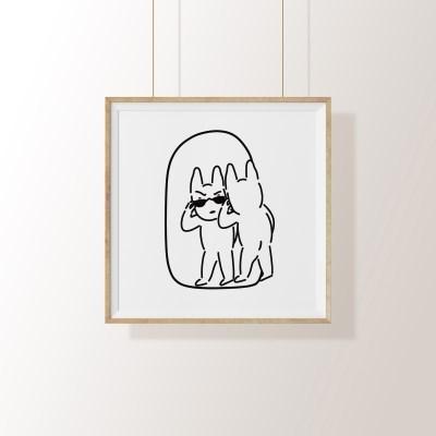 [poster] 자뻑
