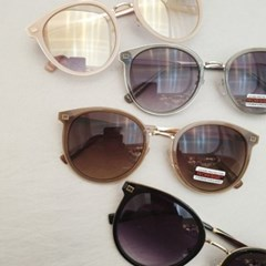 기본 핑크 그레이 도수없는 가벼운 패션 선글라스