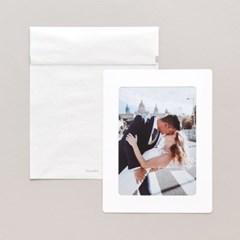 반투명 종이봉투 L 100매 - 5x7 종이액자용