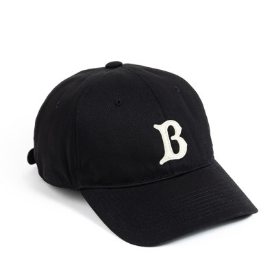 LB TWILL BASEBALL CAP (black)