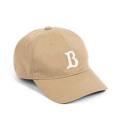LB TWILL BASEBALL CAP (beige)