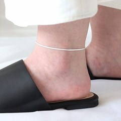 [Silver925] Plump anklet_(1546751)