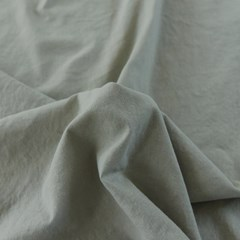 [Fabric] 헤이지 민트 워싱 린넨