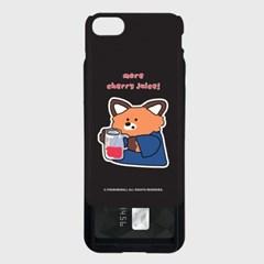 more cherry juice [카드슬라이드 폰케이스]_(1032082)