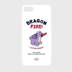 purple line baby dragon [하드 폰케이스]_(1031286)