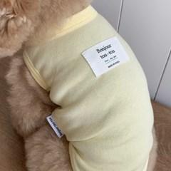 마카롱 강아지티셔츠 6color 봉쥬르뚜뚜