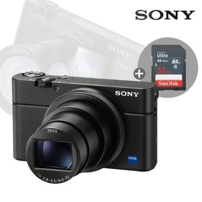 소니 하이엔드 디카 DSC-RX100VII /RX100M7 + 32GB 메모리 패키지