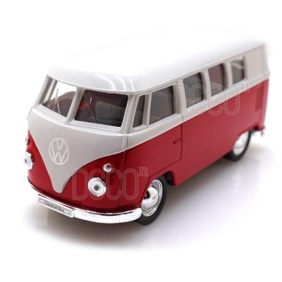 웰리 1963 폭스바겐 T1 버스 다이캐스트