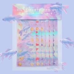 Luminous - Seal Sticker & Kit (7type)