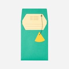 Message card - HAPPY BIRTHDAY