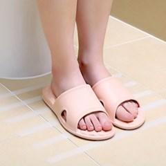 바닥 미끄럼방지 투명 스티커 24p세트 화장실 논슬립