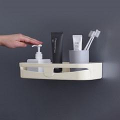 데일리홈 접착식 욕실선반 무타공 화장실수납선반
