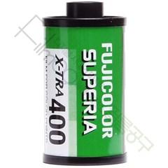 후지 컬러필름 엑스트라 400-36컷 (1롤) FUJI X-TRA 400