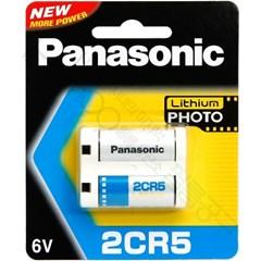 파나소닉 2CR5 리튬 건전지 6V -1알 / Panasonic 2CR5