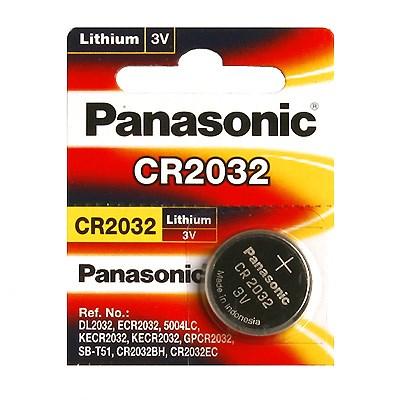 파나소닉 CR2032 리튬 건전지 3V -1알 / Panasonic CR2032